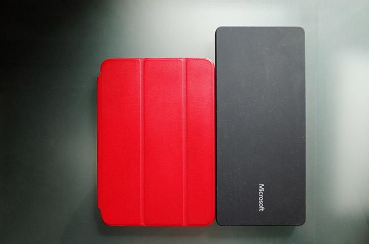 キーボードとiPad mini2