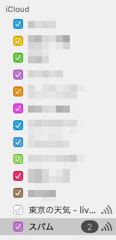 スパムカレンダー