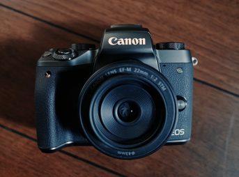 EOS M5 EF-M22mm