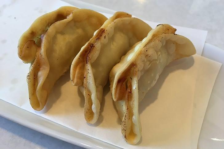 宇味家の揚げ餃子