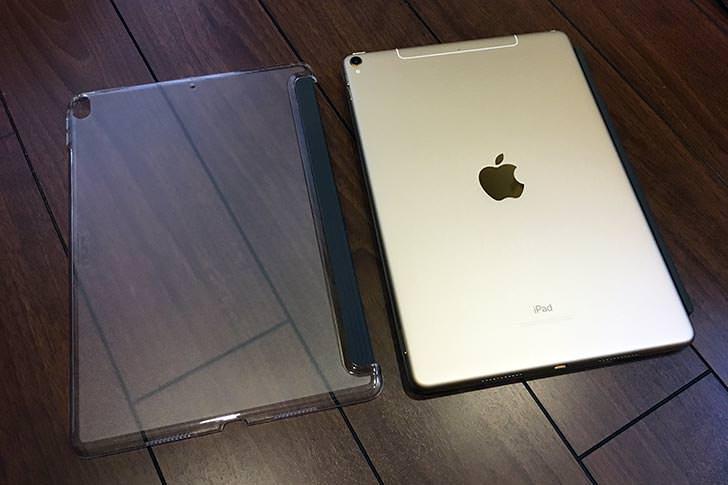 iPad Pro 10.5 スマートキーボード対応ケース