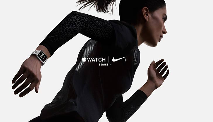 Apple Watch Series3 Nike+