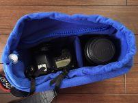 カメラ用のbag in bag