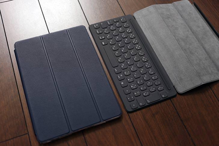 スマートカバーとスマートキーボード