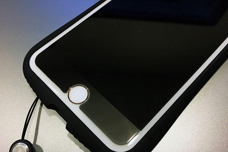 iPhone 8 Plusにもプライバシーフィルムをつけてみた