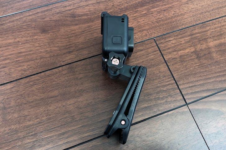 GoPro HERO5 クリップマウント