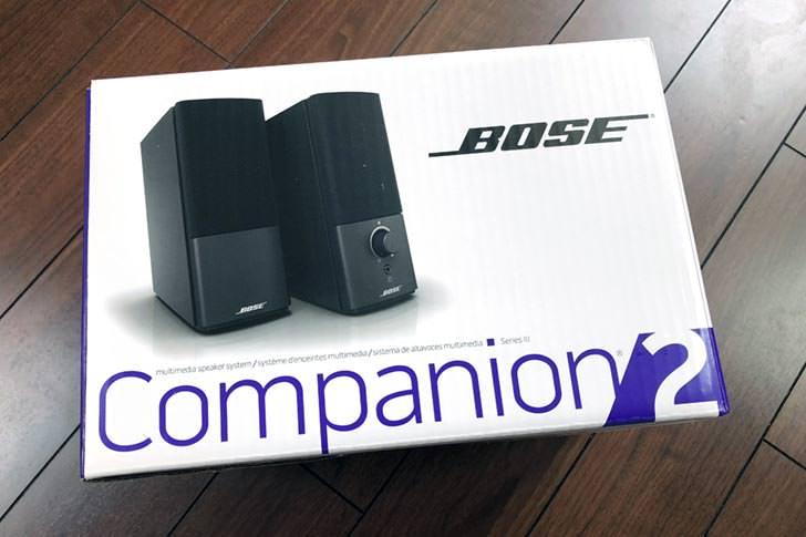 Bose Companion2