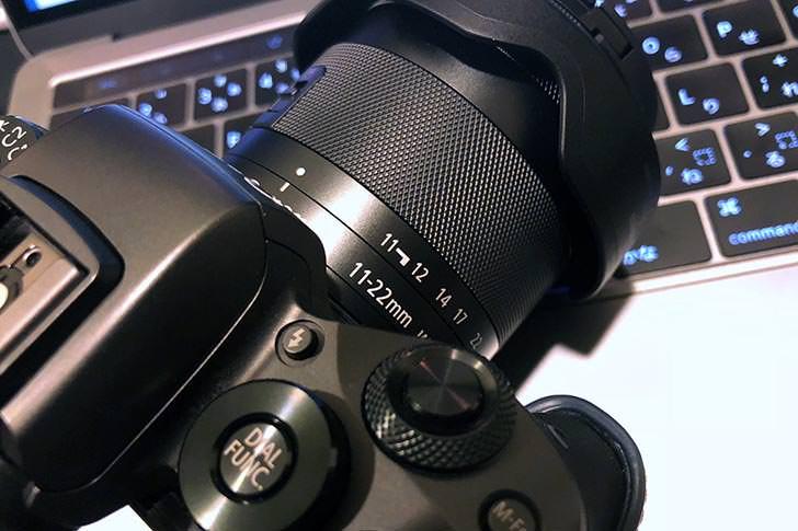 EF-M11-22mm F4-5.6IS STM