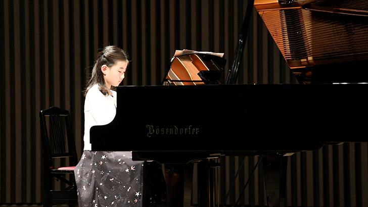 EOS5D markIVでピアノの発表会の動画を撮影