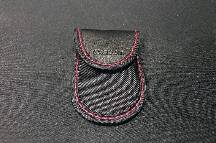 Canon リモートコントローラー RC-6のケース