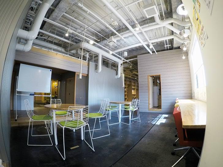熊本のコワーキングスペース未来会議室