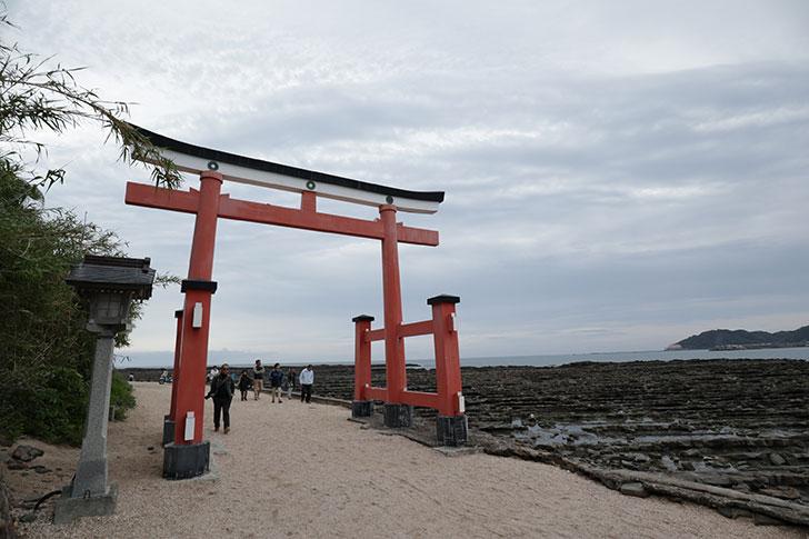 宮崎 青島の青島神社