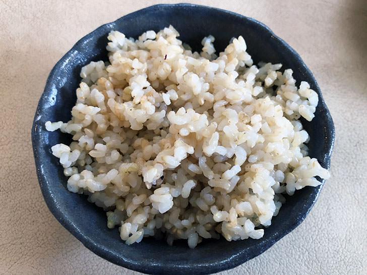 玄米生活をスタート