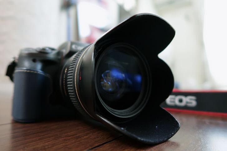EOS M5 + EF28mm F1.8