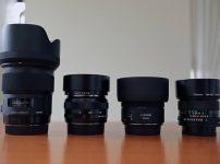 結局50mm単焦点レンズが好きなんだ。