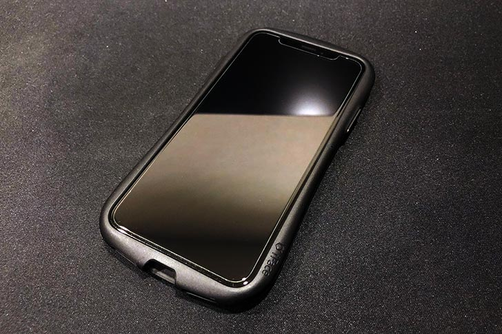 iPhone glass film