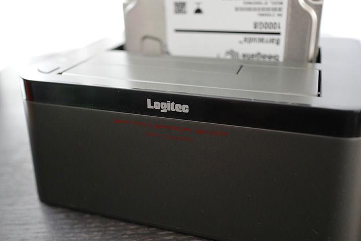 Logitec HDDスタンド
