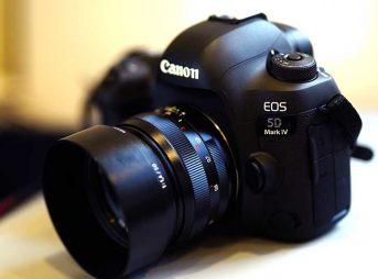 EOS 5D mk IV