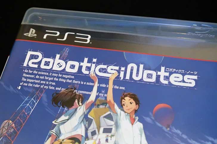 PS3版 ROBOTICS;NOTES