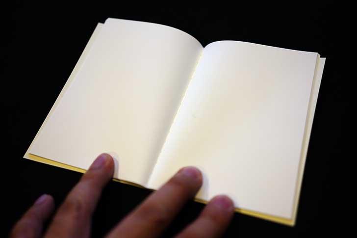 トラベラーズノート 軽量紙