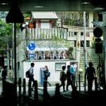 大阪での日常風景