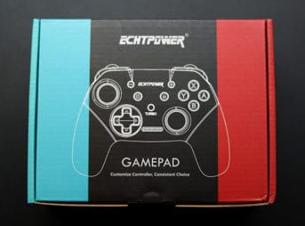 Switch pro コントローラー ECHTPower