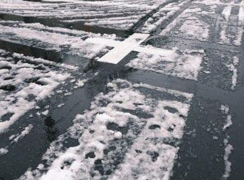 FUJIFILM X100Vで雪の日を撮る