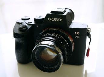 NOKTON classic 40mm F1.4 S.C.