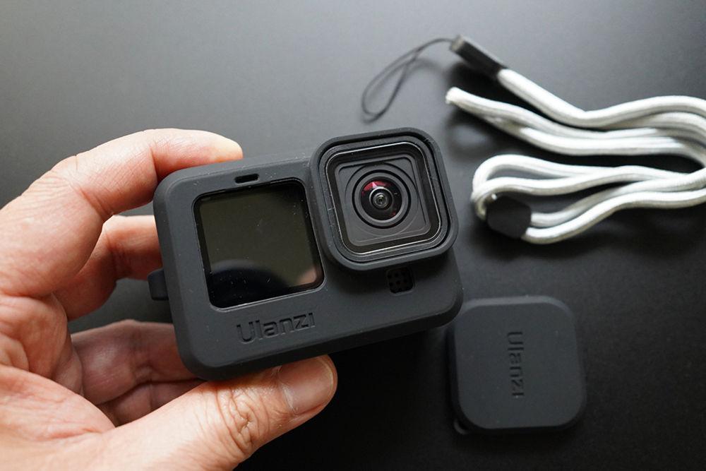 GoPro HERO9 シリコンケース